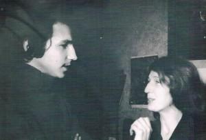 Сын Андрей и Юлия Вознесенская