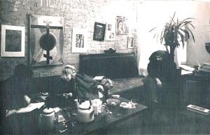 В квартире на Жуковского
