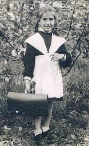 Юлия Тараповская, Берлин 1948